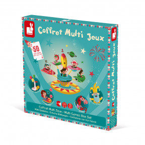 Carrousel Multi-Games Box Set