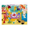 Tactile Puzzle Pets 20 pieces
