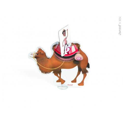 Zoonimooz - Le jeu du Chameau