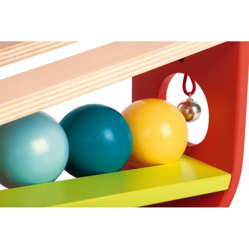 Frappa'Ball Tatoo (bois)