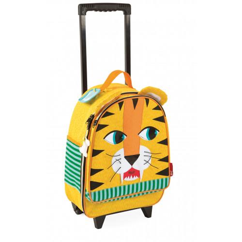 Valise à Roulettes Tigre