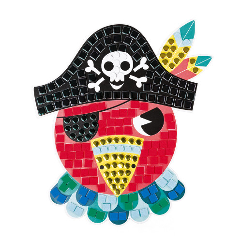 Cartes Mosaïques - Île Aux Pirates