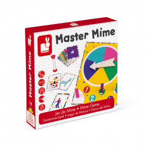 Mime Game Master Mime