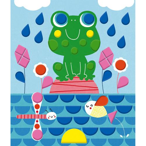 Stickers en Mousse Petits Amis