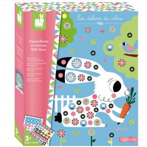 Stickers de Goma Mil Flores