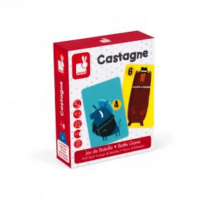 Geschwindigkeitsspiel Castagne