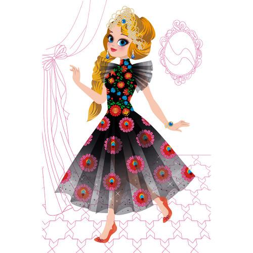 Défilés de Mode Princesses of the World