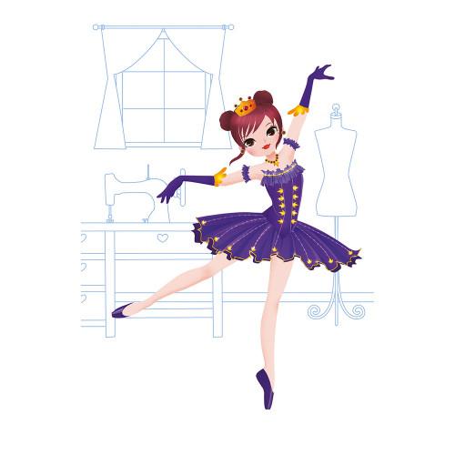 Défilés de Mode Ballerinas