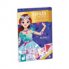 Stickerbuch Klein Feen