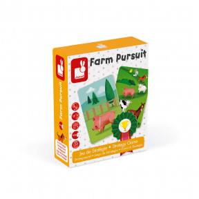 Juego de Estrategia Farm Pursuit