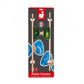 Diabolo Champion (bois)