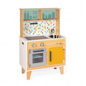 Küche My Style Natur Zum Bekleben (Incl. Aufkleber) Ohne Zubehör