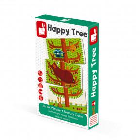 Juego de Memoria Happy Tree