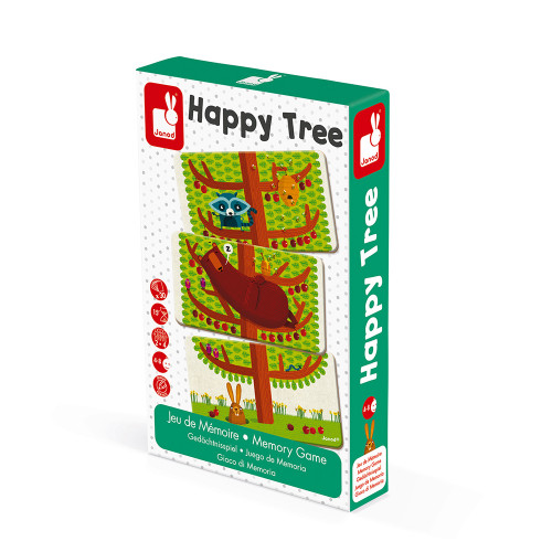 Jeu de mémoire Happy Tree