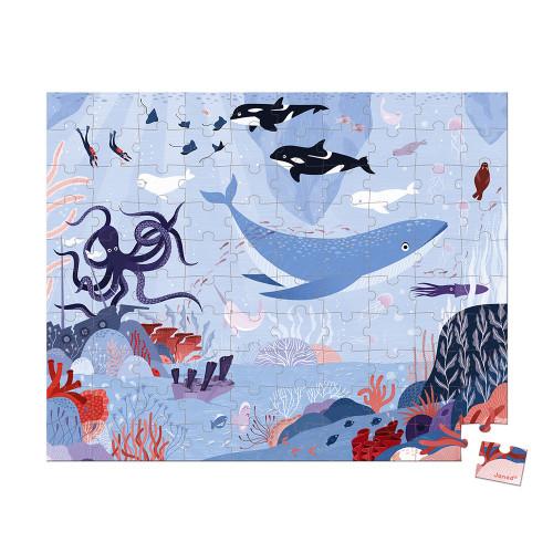 Puzzle Océan Arctique 100 pcs