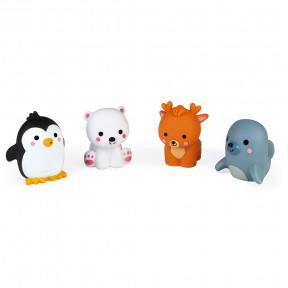 4 Lanzadores de Agua - Animales Polares