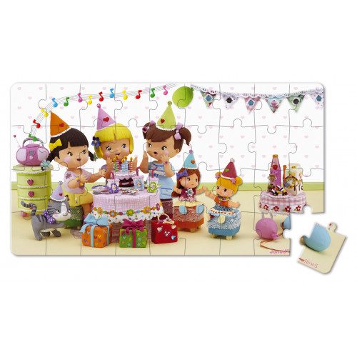 Lovely Puzzles - Anniv. Juliette - 2 puzzles
