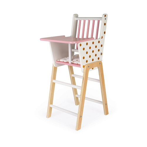 Chaise Haute Candy Chic (bois)