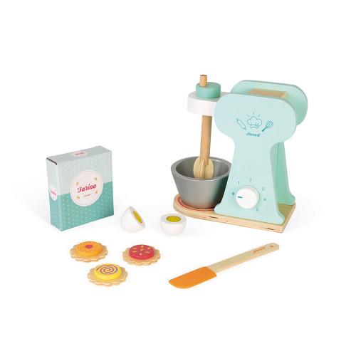 jouet - Set du petit pâtissier en bois