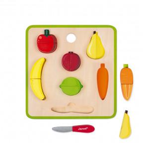 Plateau fruits et légumes Green Market (bois)