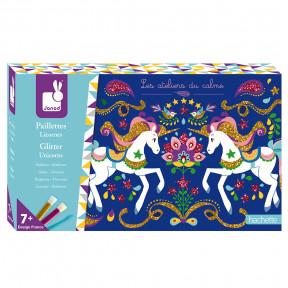 Kit Créatif - Paillettes Licornes