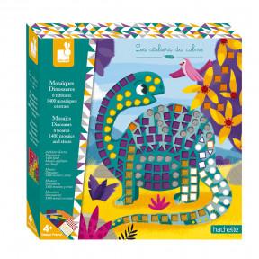 Kit Créatif - Mosaïques Dinosaures