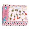8 gioielli in plastica termoretraibile geometrix