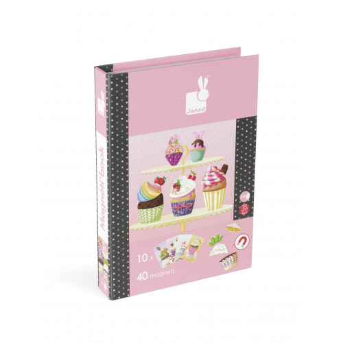 Magnetibook Cup Cakes