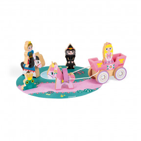 Set Princesses Story (bois)