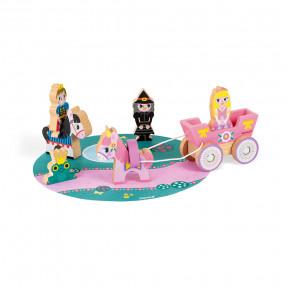 Set Princesses Story (bois)