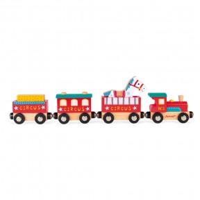 Train Cirque Story (bois)