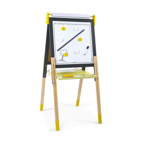 Grey/Yellow Blackboard