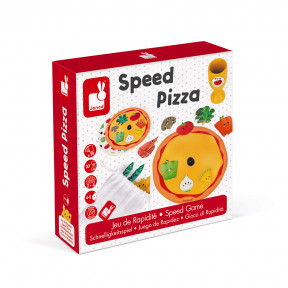 Jeu de rapidité - Speed Pizza