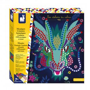Mosaics Fantastic Creatures