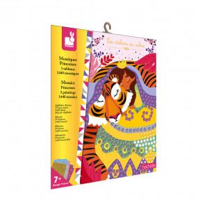 "Kreativ-Set Aufkleber-Karten ""Prinzessinnen"""