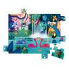 Puzzle Mit Überraschungsfunktion Dschungel 20 Teile
