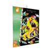 Kit Créatif - Scratch Art Animaux Du Monde