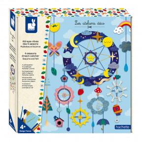 Kit Créatif - Attrape-Rêves des 4 Saisons