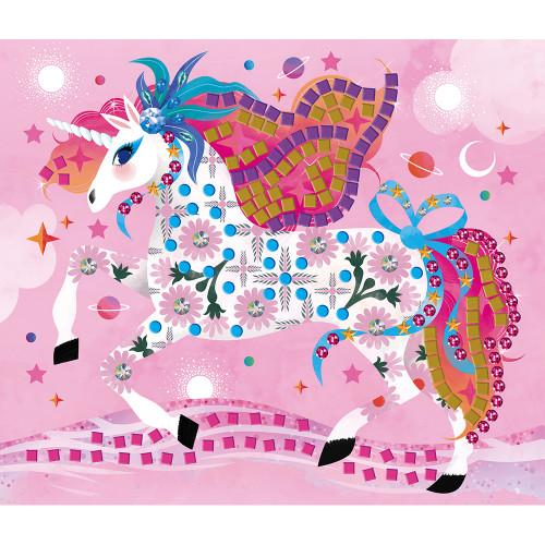Kit Créatif - Coffret Multi-Activités 11 Décos Girly, loisir créatif, DIY, hachette, décoration, pour enfant dès 7 ans JANOD