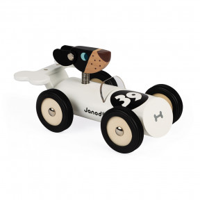 Spirit Automobile Bernard (legno)