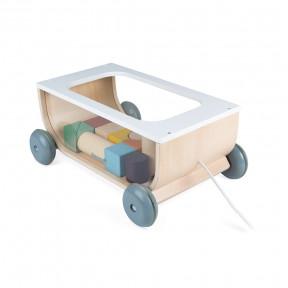 Chariot de Cubes Sweet Cocoon (bois)