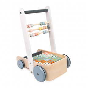ABC Buggy Sweet Cocoon (bois)