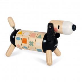 Sweet Cocoon Formen- und Farben-Hund