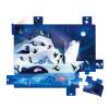 Puzzle Mit Überraschungsfunktion Sternenhimmel Nordpol 20 Teile