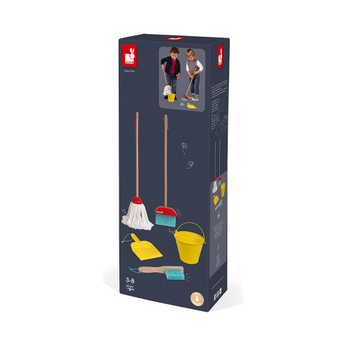 Janod J06588 Cleaning Set