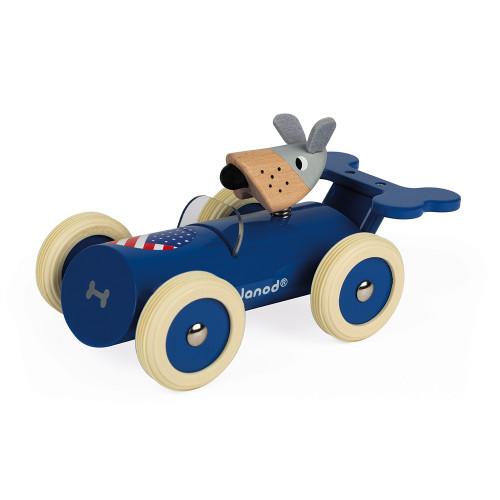 Spirit Car Steve