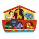 Puzzle Arche de Noé 6 pcs (bois)
