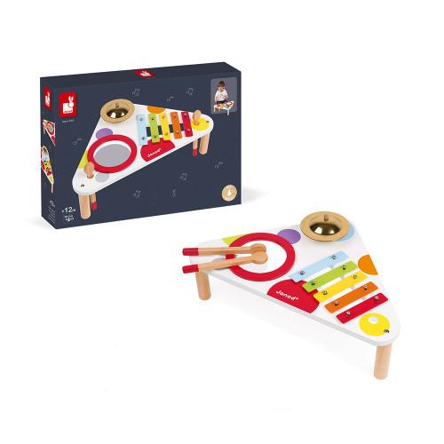 Table Musicale Confetti (bois)