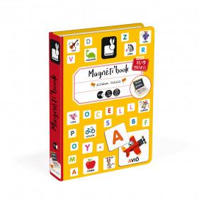 Magneti'Book Alfabeto En Catalán