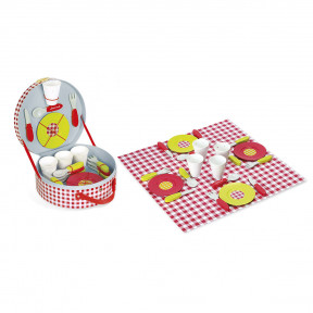 Picknick-Koffer 21 Zubehör